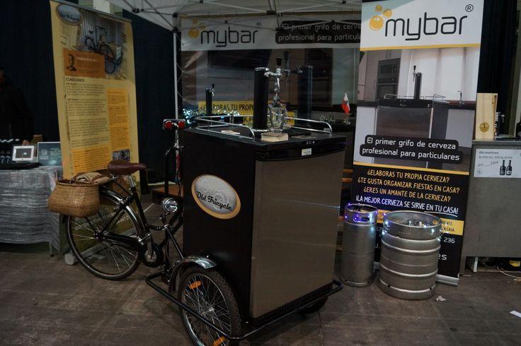 Grifo de Cerveza Mybar sobre ruedas. #cañerodecerveza #beer #kegerator #Cervezaartesana #Cantabria #Duero #mybar #cerveza #birra #cervezaartesana #grifodecerveza www.mybarshop.es