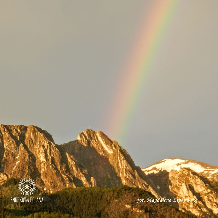 Poranek w Tatrach #poland #zakopane #tatry  #widok #natura #przyroda #panorama