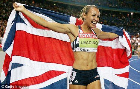 uk athletics -