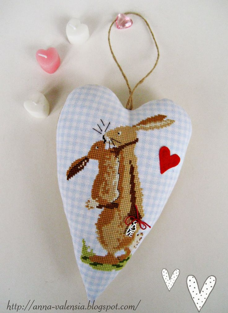 Huggin' Hares Heart - Christiane Dahlbeck