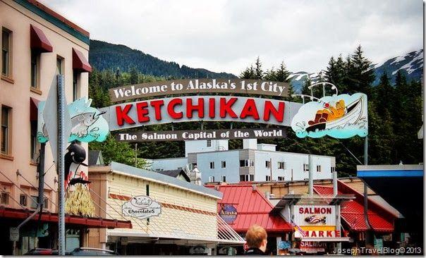 Disney Alaska Cruise & The Great Alaskan Lumberjack Show.