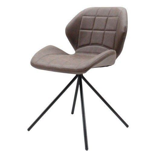 Eetkamerstoel Fly is een echte blikvanger. Dit komt door het gestroomlijnde design en  het strakke onderstel.  Het zitcomfort van stoel fly is erg goed dit heeft te maken met verschillende factoren waaronder; de voering en de gestikte vakken op de stoel.   De eetkamerstoel Fly is beschikbaar in meerdere kleuren. - Stof donker grijs met chromen onderstel. - Stof donker grijs met zwart onderstel. - PU taupe met een zwart onderstel. - PU antraciet met zwart onderstel. - PU bruin met zwart…