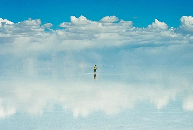 2003..Best place on Earth..Salar de Uyuni  Bolivia