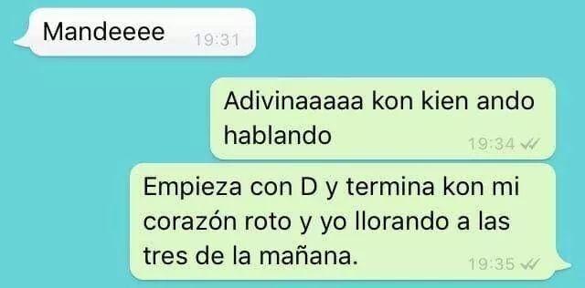 Conversaciones Memes Frases Para Whatsapp Signos Del Horoscopo Memes En Espanol