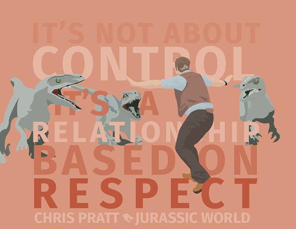 Jurassic World with Chris Pratt on Behance
