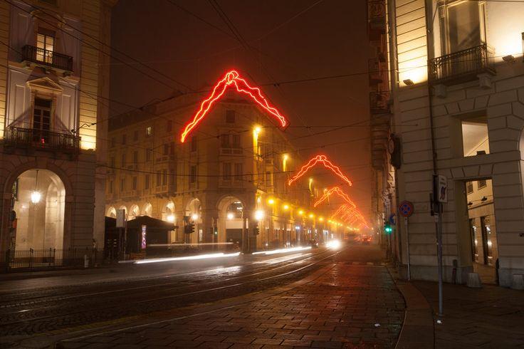 Turin, Via Pietro Micca by vlad-m.deviantart.com on @deviantART