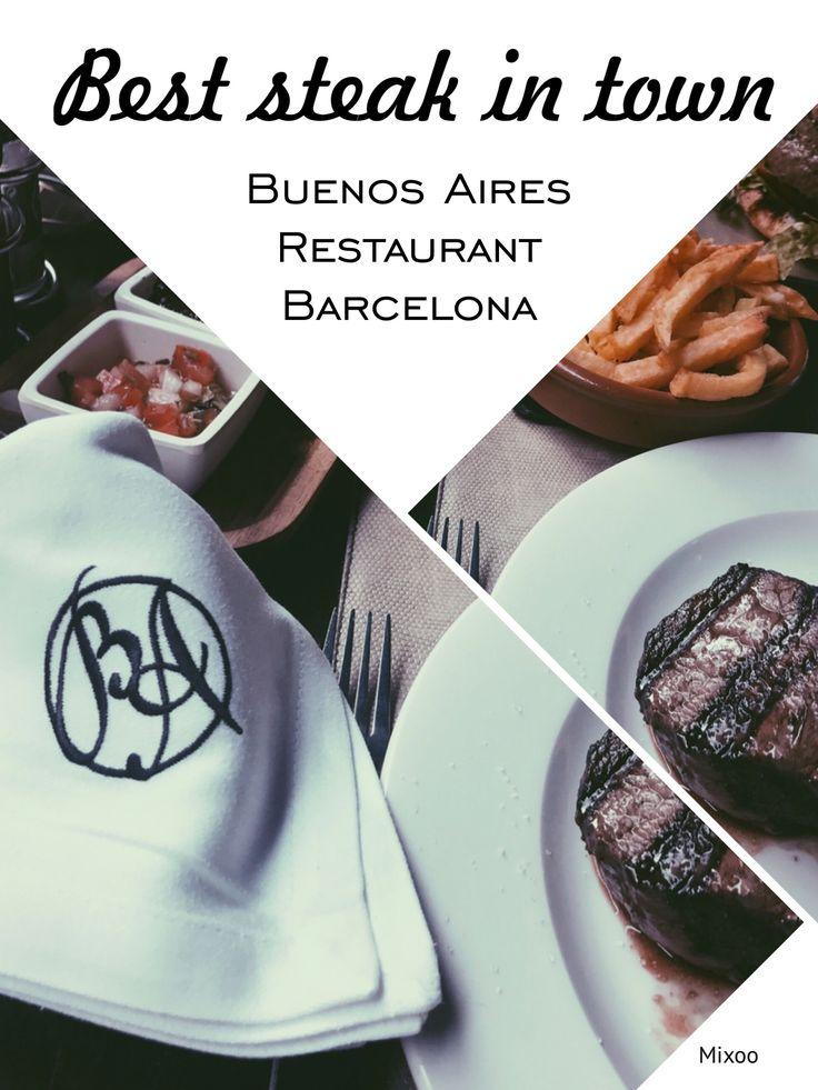 Du bist auf der Suche nach dem leckerstem Steak in Barcelona? Hier ist der Barcelona Insider zu dem leckersten Steak, was es in Barcelona gibt!