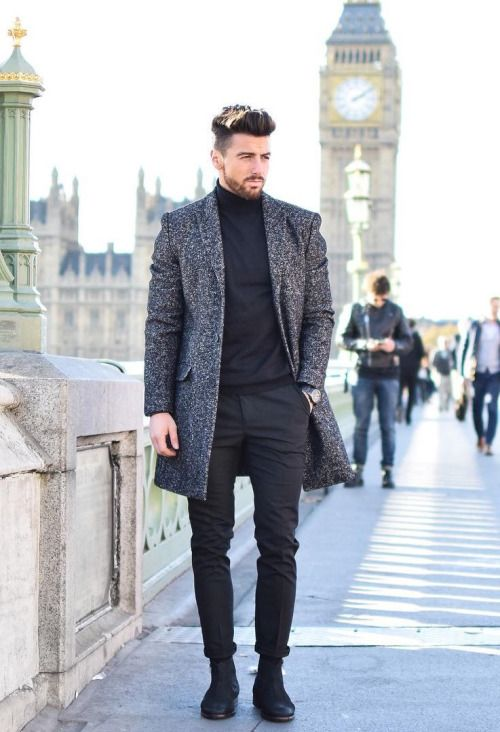 The 25+ best Men winter fashion ideas on Pinterest | Man ...