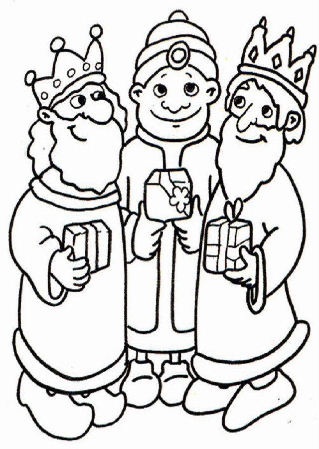 Pin De Dibujosparacolorear En Dibujos Para Colorear Reyes Magos Rey Mago Reyes Magos Dibujos Paginas Para Colorear De Navidad