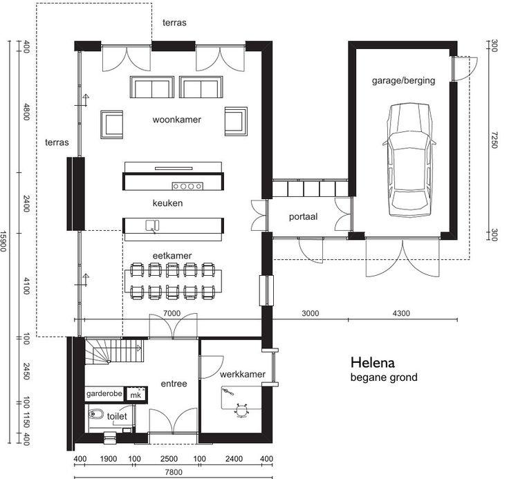 Passiefhuis Helena : De Passiefhuisbouwer