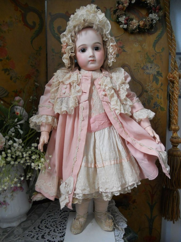~~~ Pretty French Rose Three Piece BeBe Ensemble ~~~ from whendreamscometrue on Ruby Lane
