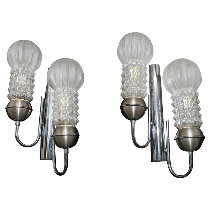Antique Pair of French, 1970 Sconces   From a unique collection of antique and modern wall lights and sconces at https://www.1stdibs.com/furniture/lighting/sconces-wall-lights/
