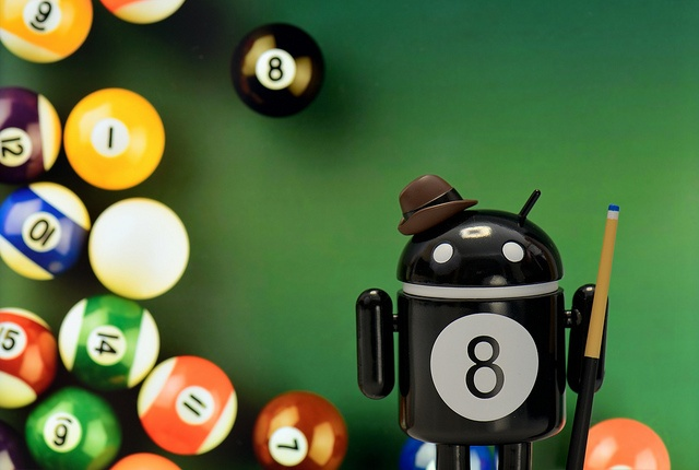 Android Mini Collectible - Master of Billiards | Flickr - Photo Sharing!