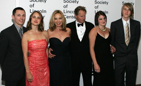 Shura Baryshnikov, Jessica Lange, Sam Shepard, Hannah Shepard, and Walker Shepard. Party Pictures 5/15/06