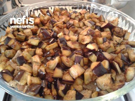 Ekmekli Ve Yoğurtlu Patlıcan Kebabı