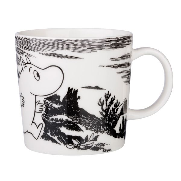The tea just can't go wrong with Moomin Adventure mug :-)