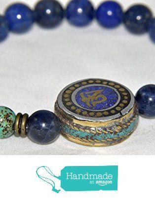 Wellbeing,Lapis Lazuli Turquoise,Health Bracelet, Mala,Yoga anxiety Bracelet,Buddha Bracelet,Meditation…