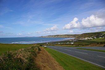 Newgale, Pembrokeshire | Newgale, Pembrokeshire - Wikipedia, the free encyclopedia