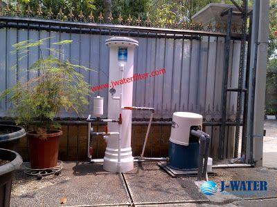 Filter Air J-WATER Di Perumahan Kedutaan Jakarta Selatan