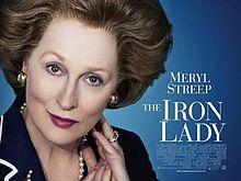 Iron lady film , biopic