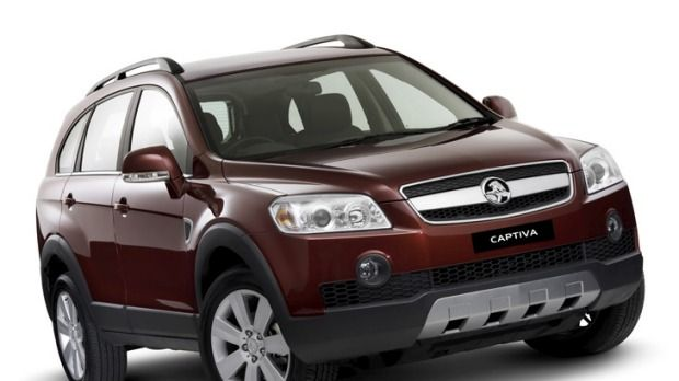 Holden Captiva. Used car review to 2010 drive.com