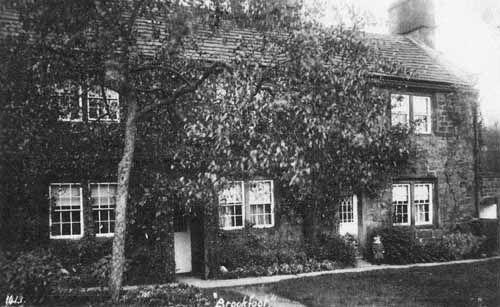 Low Lane, Pear Tree Cottage