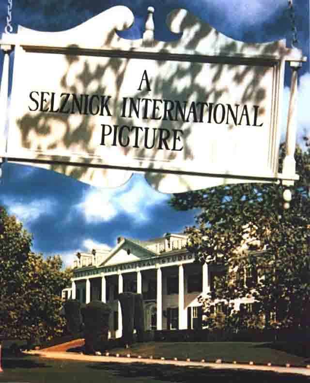 Selznick International Pictures Was Founded By David