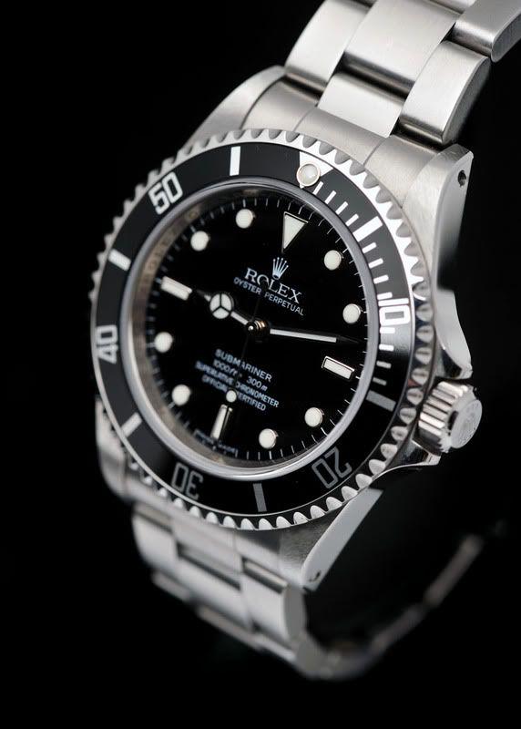 Rolex Submariner No Date (14060)
