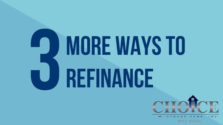 Should you refinance your home? This month, we bring you our second installment of 3 Ways to Refinance Your Home. To learn more about Choice Mortgage Bank, contact Emmanuel St. Germain today and we'll help get you started on our free approval express process.