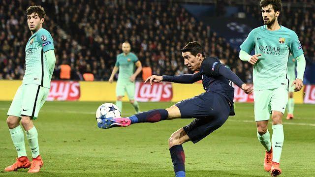 ☆KAB SPORT: ⚽⏩Le PSG sans Thiago Motta, avec Di Maria à Marsei...