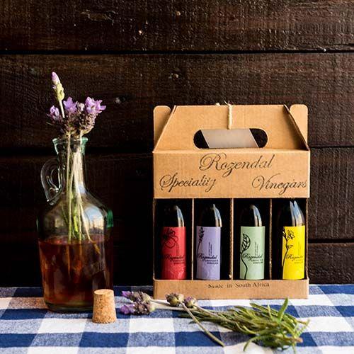 Rozendal Vinegar Gift Pack