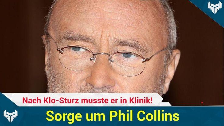 Schlechte Neuigkeiten für alle Phil Collins (66) Fans! Die Musiklegende musste zwei seiner Tourauftritte in London absagen. Bei einem nächtlichen Gang zur Toilette stürzte der britische Sänger so schlimm dass er ins Krankenhaus eingeliefert wurde. Sein Manager wandte sich daraufhin in einem Statement an die Fans.   Source: http://ift.tt/2rFP9QN  Subscribe: http://ift.tt/2raqKzD um Phil Collins: Nach Klo-Sturz musste er in Klinik!