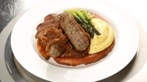 Sausage by  Eliott Brookes