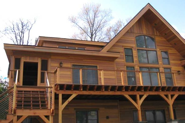 19 best images about handcrafted redwood on pinterest for Natural wood siding