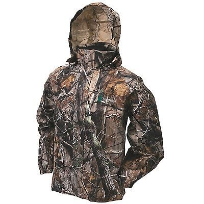 Coveralls 177869: Frogg Toggs All Sports Camo Suit - Medium BUY IT NOW ONLY: $59.95