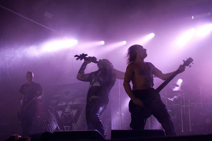 Ilosaarirock 2012 | Festarielämää – Twenty Years of Mayhem