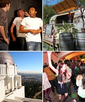 From wine tasting to retro roller skating-- here are some fun things to do in LA all under $15! Who said living in LA had to be expensive?