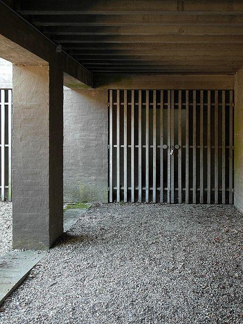 Entrance chapel