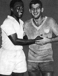 Pelé és Farkas János