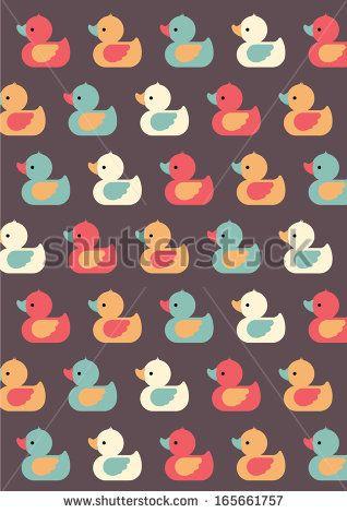 rubber duck illustration - Google Search