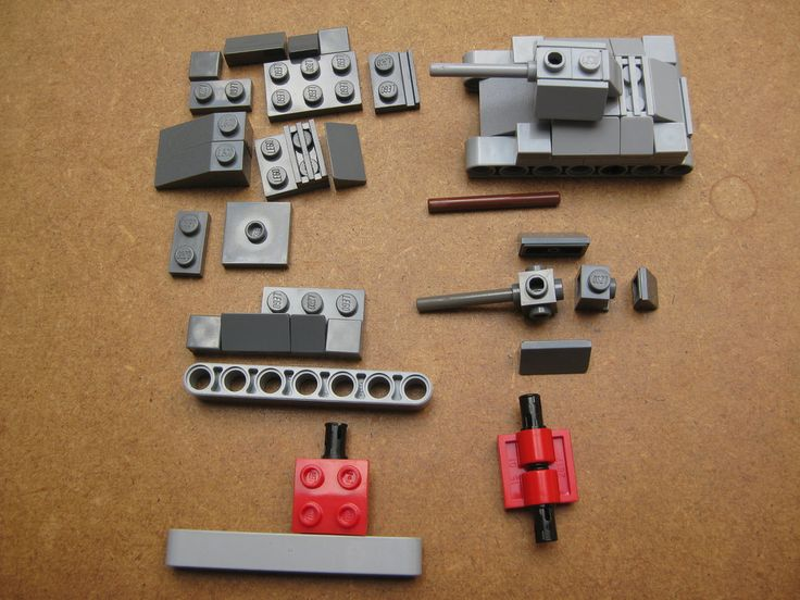 lego mini tanks instructions - Google Search