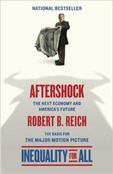 Robert Reich (Why Washington Is Cutting Safety Nets When Most Americans Are Still in the Great Recession)