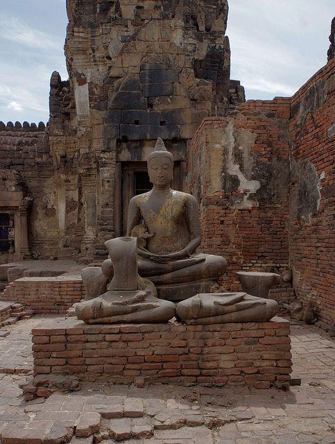 Temple Ruins in Lopburi, Thailand  Thailand  Pinterest ...