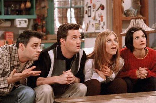 <b>Para nós, geração dos anos 90, o seriado Friends nos ensinou muito sobre a vida.</b> Nem sabemos como sobreviveríamos sem seus personagens, mas felizmente eles foram imortalizados em gifs.