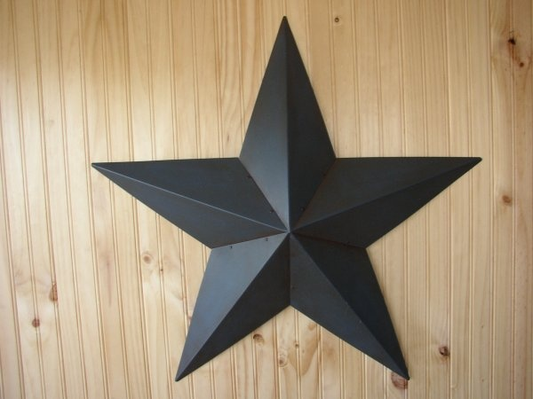 Blue Primitive Wall Star Country Stars Browse Home Decor Rustic Image For Our Barn