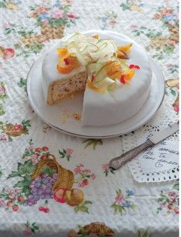 Cassata Siciliana - recipe is in Italian.  I thought this would be impossibly difficult, but recipe seems very easy; I can do it!
