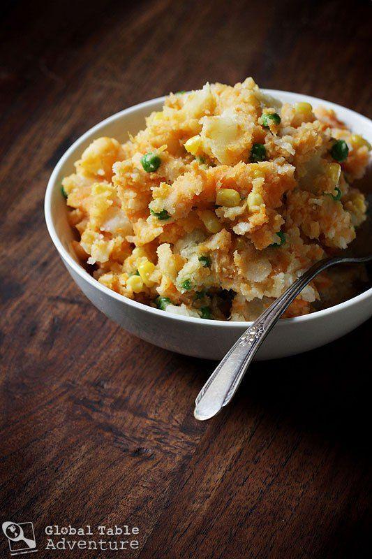 Mashed Potatoes with Veggies | Irio