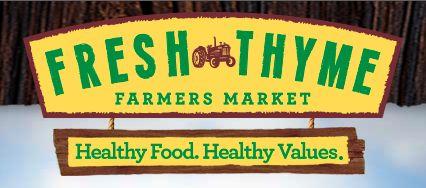 Saving Money at Fresh Thyme Market