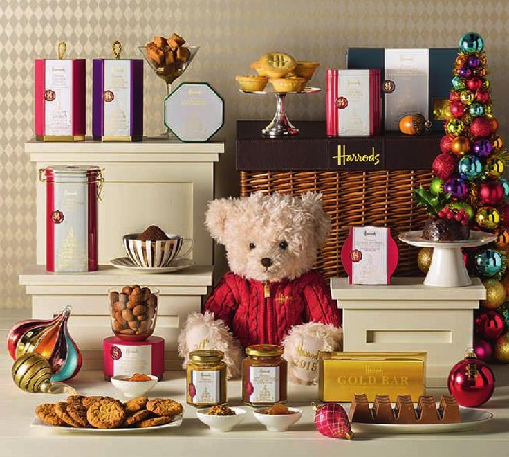 #ClippedOnIssuu from Harrods Hampers & Gifts 2015