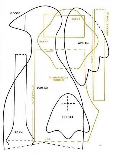 Goose (by TILDA) pattern: Picasa Web, Sewing, Tilda Patterns, Tilda Dolls, Goo Patterns, Christmas Stockings, Dolls Patterns, Tilda Goo, Diy Christmas